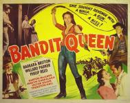 Western Movies - The Bandit Queen 1950 - Documents et Affiches