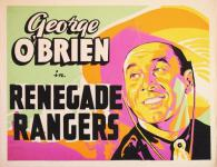Western Movies - Police Montée (The Renegade Ranger) 1938 - Documents et Affiches