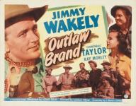 Western Movies - Outlaw Brand 1948 - Documents et Affiches