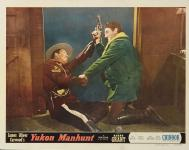 Western Movies - Yukon Manhunt 1951 - Documents et Affiches