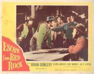 Western Movies - Les Fugitifs de l'Arizona (Escape from Red Rock) 1957 - Documents et Affiches