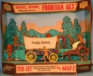 Western Movies - Daniel Boone (Daniel Boone) 1964 - Documents et Affiches