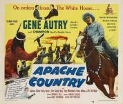 Western Movies - Apache Country 1952 - Documents et Affiches