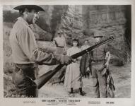 Western Movies - La Chasse aux visages pâles (Apache territory) 1958 - Documents et Affiches
