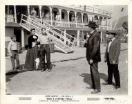 Western Movies - L'étoile brisée (Ride a crooked trail) 1958 - Documents et Affiches