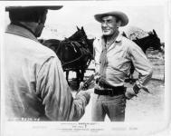 Western Movies - L'Homme de l'Arizona / L'heure de la vengeance (The Tall T) 1957 - Documents et Affiches