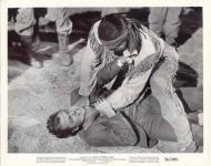 Western Movies - L'homme de San Carlos (Walk the Proud Land / Apache Agent) 1956 - Documents et Affiches