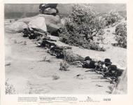 Western Movies - L'Attaque de la rivière rouge (Siege at Red River / Gatling Gun) 1954 - Documents et Affiches
