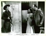 Western Movies - L'Étranger dans la sierra (Sierra stranger) 1956 - Documents et Affiches
