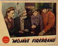 Western Movies - Mojave Firebrand 1944 - Documents et Affiches