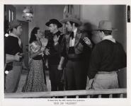 Western Movies - Le Roméo errant (Ride on Vaquero) 1941 - Documents et Affiches