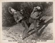 Western Movies - Fighting Mustang 1948 - Documents et Affiches
