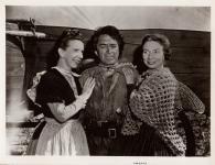 Western Movies - L'Ange et le bandit (Bad Bascomb) 1946 - Documents et Affiches
