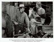 Western Movies - Les tuniques écarlates (North West Mounted Police / Scarlet Riders) 1940 - Documents et Affiches