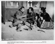 Western Movies - Les Forbans du désert (Ambush at Tomahawk Gap) 1953 - Documents et Affiches