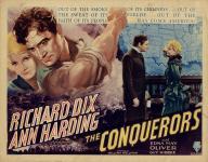 Western Movies - Les Conquérants (The Conquerors) 1932 - Documents et Affiches