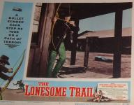Western Movies - The Lonesome trail 1955 - Documents et Affiches