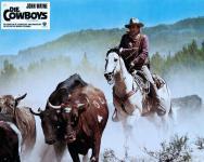 Western Movies - Les Cowboys / John Wayne et les cow-boys (The Cowboys) 1971 - Documents et Affiches