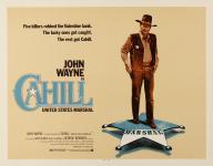 Western Movies - Les Cordes de la potence (Cahill U.S. Marshal) 1973 - Documents et Affiches
