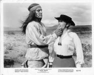 Western Movies - Six Chevaux dans la plaine / 6 Chevaux dans la plaine / Apaches à l'affût (Six Black Horses / 6 Black Horses) 1962 - Documents et Affiches