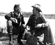 Western Movies - Les 2 cavaliers / Les Deux cavaliers (Two rode together) 1961 - Documents et Affiches