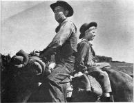 Western Movies - Le Fier rebelle (The Proud rebel) 1958 - Documents et Affiches