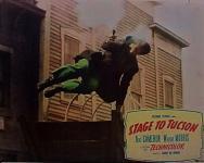 Western Movies - Les Écumeurs des Monts Apaches (Stage to Tucson) 1950 - Documents et Affiches