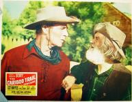 Western Movies - La Piste des caribous (The Cariboo trail) 1950 - Documents et Affiches