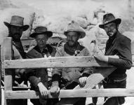 Western Movies - La Ville abandonnée (Yellow Sky) 1949 - Documents et Affiches