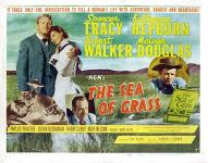 Western Movies - Le Maître de la prairie (The Sea of grass) 1946 - Documents et Affiches