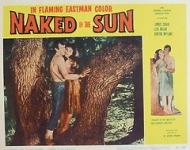 Western Movies - Naked in the Sun 1957 - Documents et Affiches