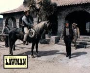 Western Movies - L'Homme de la loi (Lawman) 1970 - Documents et Affiches