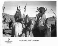 Western Movies - Josey Wales hors-la-loi (The Outlaw Josey Wales) 1976 - Documents et Affiches