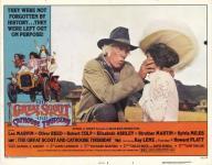 Western Movies - Un cowboy en colère (The Great Scout & Cathouse Thursday / Wildcat) 1976 - Documents et Affiches