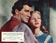 CineFaniac - Victime du destin (The Lawless breed) 1952 - Documents et Affiches