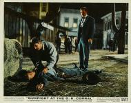 Western Movies - Règlements de comptes à O.K. Corral (Gunfight at the O.K. Corral) 1957 - Documents et Affiches