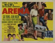 Western Movies - L'arène (Arena) 1953 - Documents et Affiches