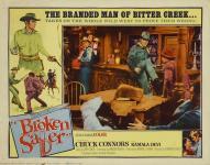Western Movies - L'Exploit du Capitaine MacCord / Le Sabre brisé (The Broken saber) 1965 - Documents et Affiches