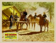 Western Movies - Rio Grande (Rio Grande) 1950 - Documents et Affiches