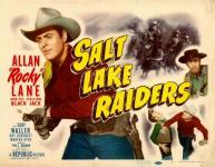 Western Movies - Salt Lake Raiders 1950 - Documents et Affiches