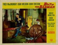 Western Movies - La Journée des violents (Day of the badman / Decision at Durango) 1957 - Documents et Affiches