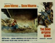 Western Movies - Les 4 fils de Katie Elder / Les quatre fils de Katie Elder (The Sons of Katie Elder) 1965 - Documents et Affiches