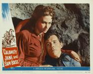 Western Movies - La Fille des prairies (Calamity Jane and Sam Bass) 1948 - Documents et Affiches