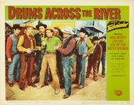 Western Movies - La rivière sanglante (Drums Across the River) 1954 - Documents et Affiches