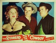 Western Movies - Tête d'or et tête de bois / L'Homme du Missouri (The Redhead and the Cowboy) 1951 - Documents et Affiches