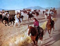 Western Movies - La ruée vers l'Ouest (Cimarron) 1960 - Documents et Affiches