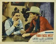 Western Movies - 3000 $ mort ou vif / 3000 dollars mort ou vif / Le Destin du fugitif (Four faces West) 1948 - Documents et Affiches