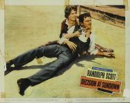 Western Movies - Sentence à l'Aube / Décision à Sundown (Decision at Sundown) 1957 - Documents et Affiches