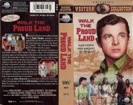 Western Movies - L'homme de San Carlos (Walk the Proud Land / Apache Agent) 1956 - Documents et Affiches
