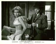 Western Movies - Le Bagarreur solitaire (The Wild and the innocent) 1958 - Documents et Affiches